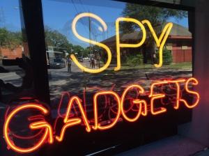 Sign in the window of a proud Montrose-area establishment.