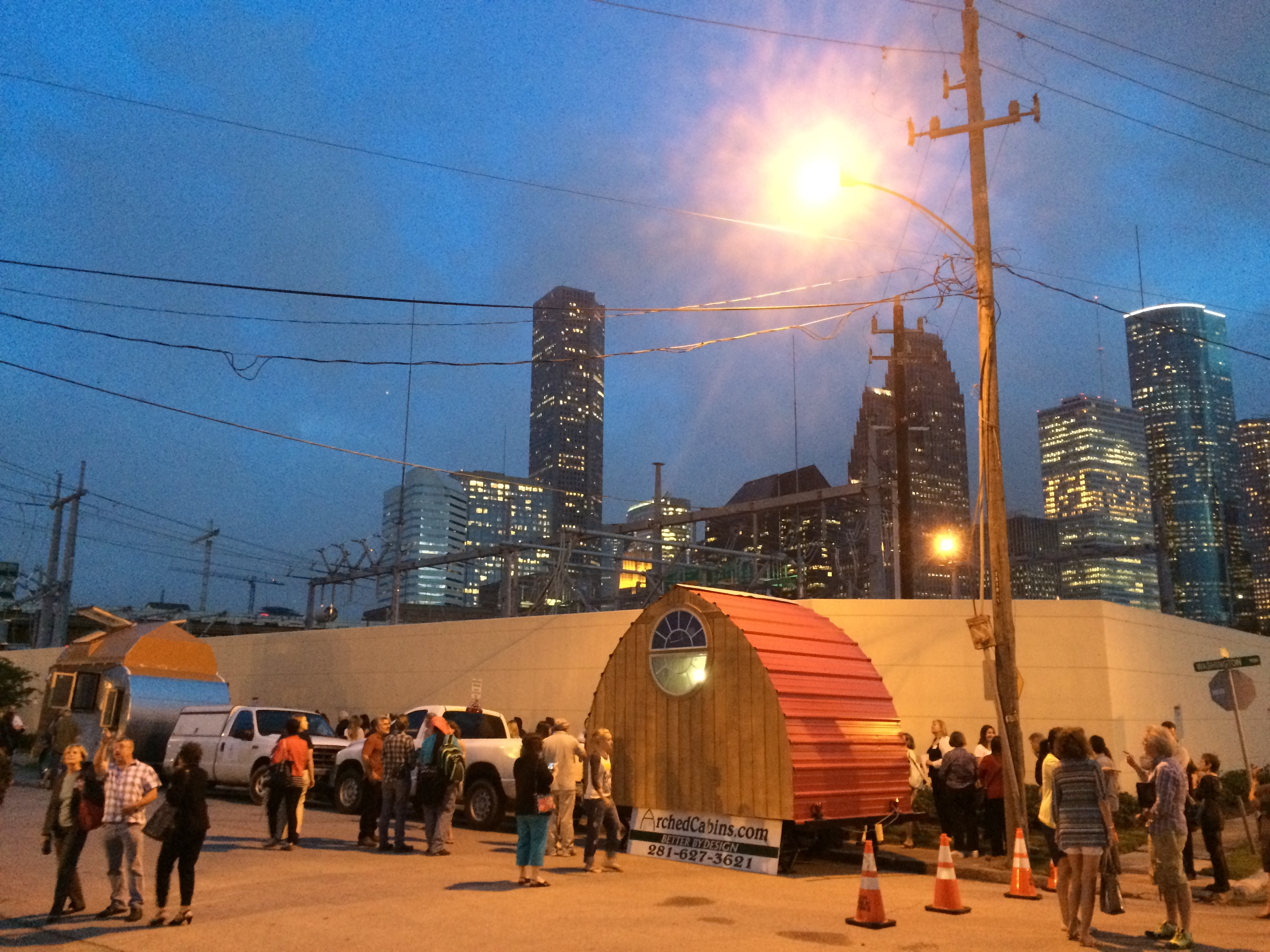 Tiny Houses Houston