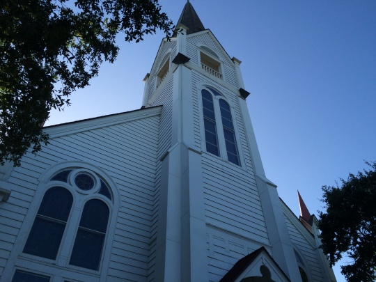 Our Lady of Refuge Catholic Church.